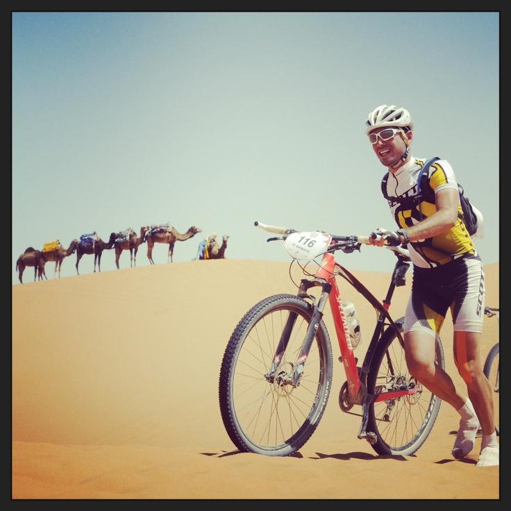 Stage 5: Merzouga (Morocco) 115,350 km