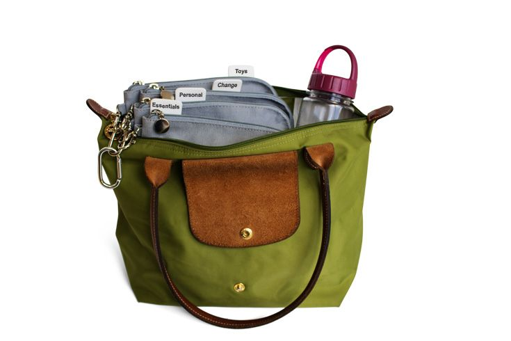 Bellhop Files Organise your bag. Clip together the files you need. Don't carry around what you don't need.