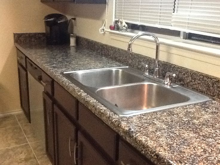 Giani Countertop Paint Chocolate Brown : 1000+ images about Giani Granite Paint For Countertops on Pinterest ...