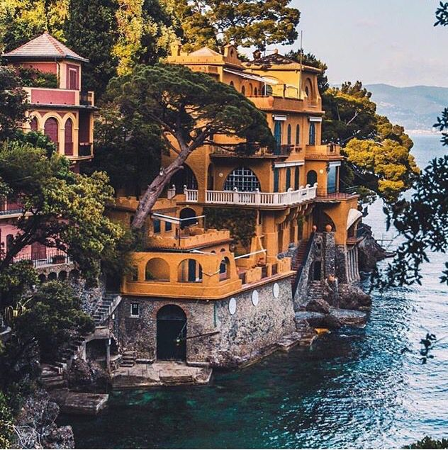 Portofino Italien!