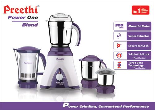 Preethi Kitchen Appliances P Ltd