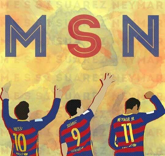 """MSN """"El Clasico"""""""
