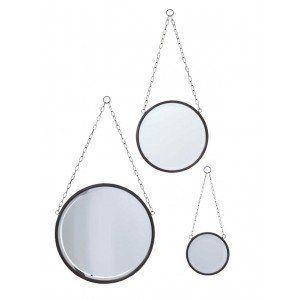 Set of 3 Porto Mirrors
