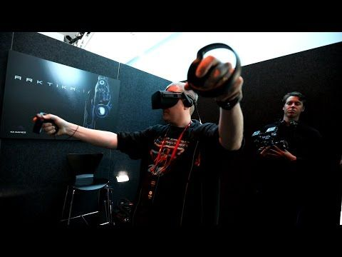 Arktika.1 Hands-On, Rick and Morty VR Review! - http://eleccafe.com/2017/05/12/arktika-1-hands-on-rick-and-morty-vr-review/