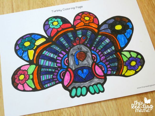 Free Turkey Coloring Pages For Kindergarten : 56 best turkeys in disguise images on pinterest disguise turkey