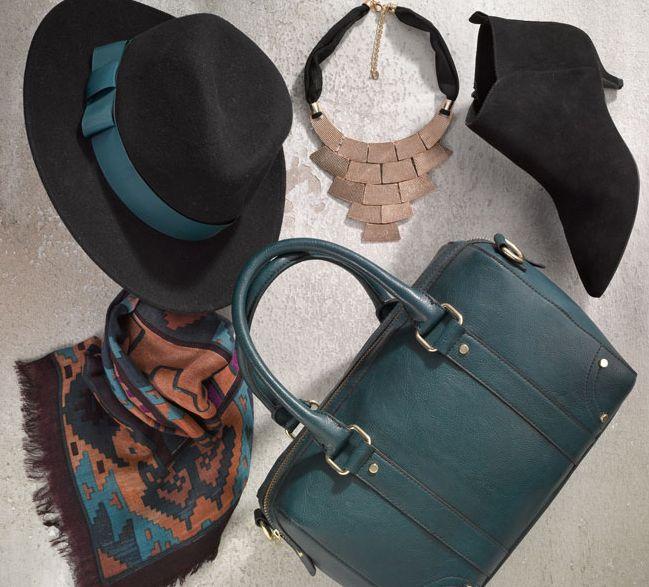 tienda sfera complementos accesorios bolsos zapatos sombreros monederos 4 Los detalles sí que importan: accesorios de Sfera