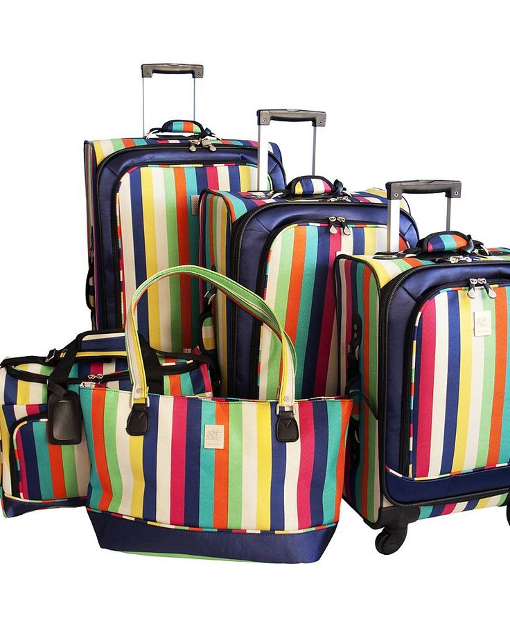 42 best Luggage images on Pinterest   Luggage sets, Travel and ...