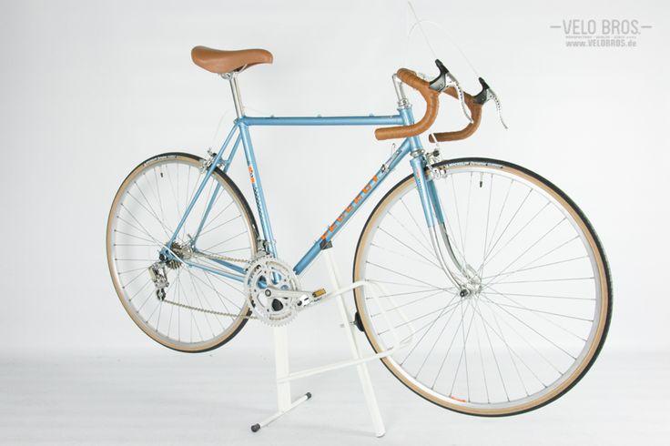 Peugeot Course · Light Metallic Blue · Simplex · Vitus · 52cm – · VELO BROS · Fahrräder · Manufaktur