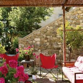 Tuscan Transformation - Phoenix Home & Garden