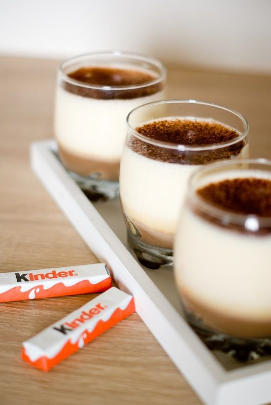 Tiramisu Kinder®  blog liliebakery