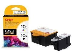 From 16.37 Kodak Original No 10 Combi Black/colour Ink Cartridge Pack