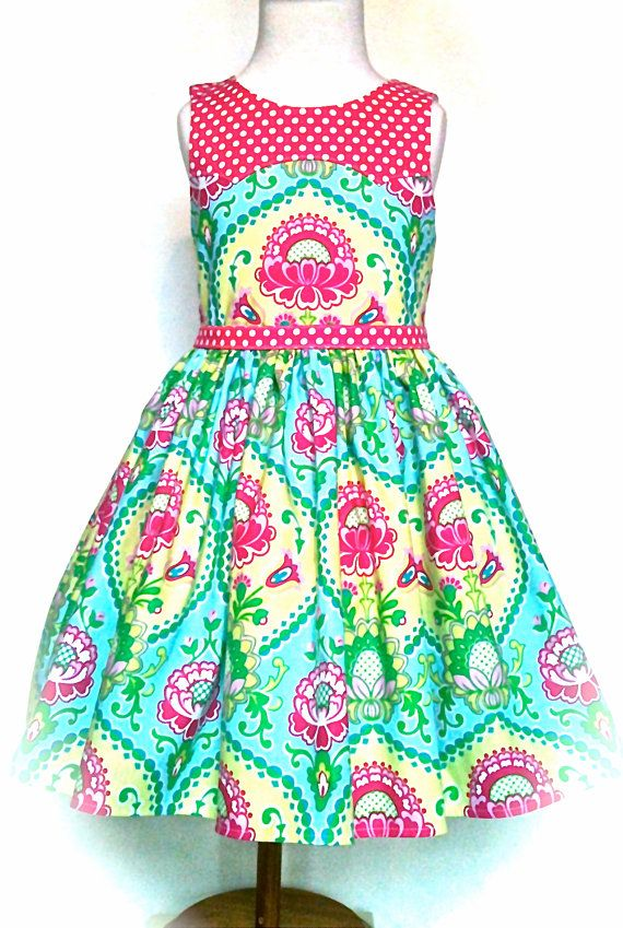 """Girls or Toddlers Dress Easter Dress """"Emma"""" Special ..."""