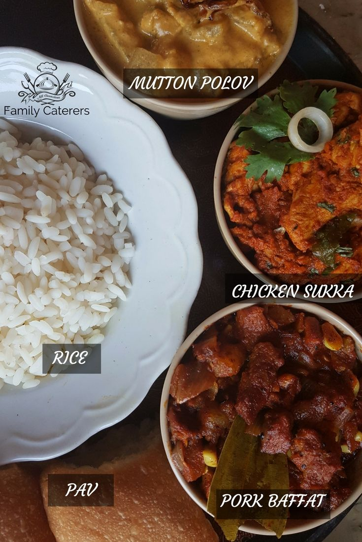 Roce- a traditional ceremony during catholic weddings serve authentic dishes like Mutton Polov, Pork Sorpothel, Payasa etc.  #familycaterers #derebailmangalore #mangalore #mangalorean #catering #service #roce #authentic #food #pork #porksorpothel #mutton #muttonpolov #chicken #chickensukka #rice #pav #foodie #foodlovers #foodbloggers #ceremony #weddingbells