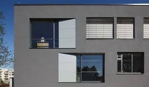 die besten 25 fassadenfarbe grau ideen auf pinterest. Black Bedroom Furniture Sets. Home Design Ideas
