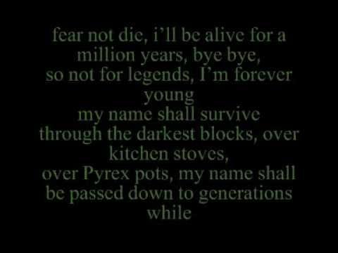 JaY- Z- Forever Young (Lyrics)
