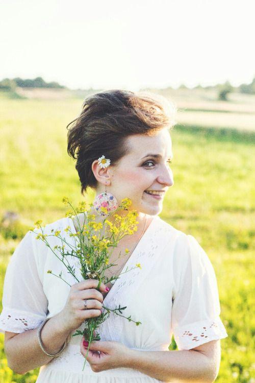 { Anna Słapek - fotografia } #photography #flowers #sun #women #girl