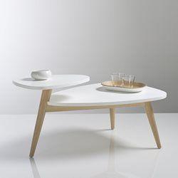 Table basse vintage double plateau, Jimi La Redoute Interieurs - Table basse