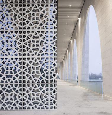 Gallery of Da Chang Muslim Cultural Center / Architectural Design & Research Institute of Scut - 5