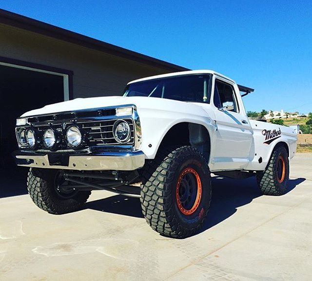 Build A Truck Ford