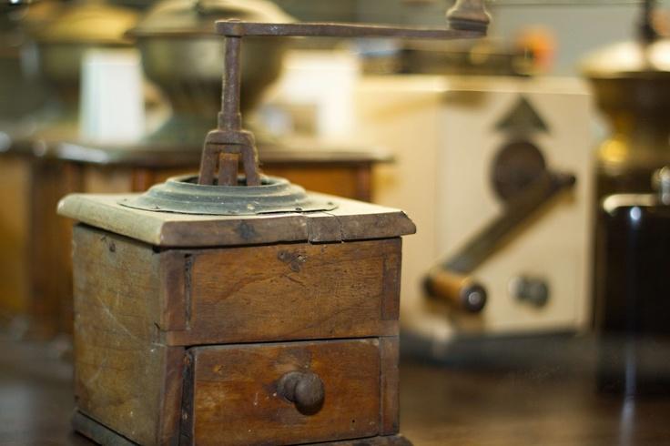 Pojďte si odpočinout u šálku výborné kávy v muzeu tohoto nejrozšířenějšího světového nápoje