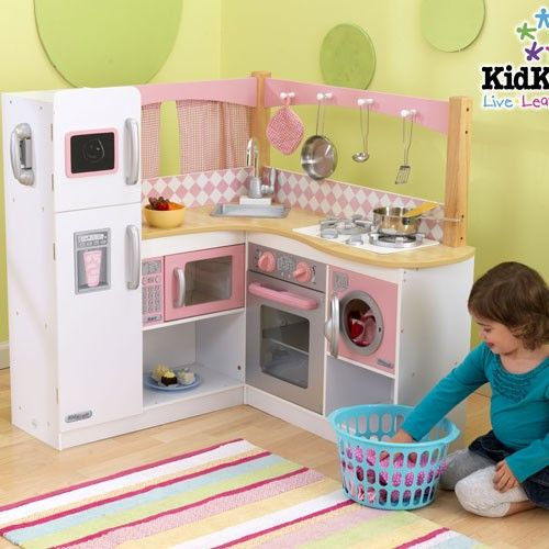 41 Best Images About Play Kitchens On Pinterest