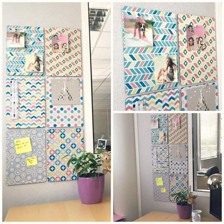 les 52 meilleures images du tableau diy sur pinterest astuces cartes postales et organisation. Black Bedroom Furniture Sets. Home Design Ideas