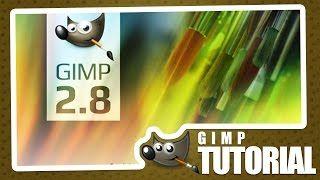 gimp deutsch - YouTube