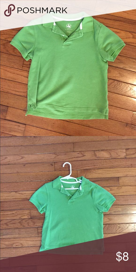 Lime green boys Polo shirt. EUC boys small lime green Polo shirt. JK Shirts & Tops Polos