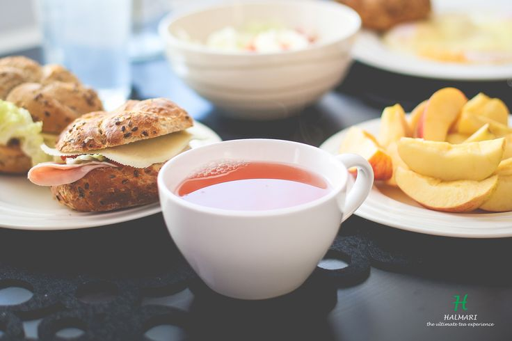 Tea completes your meal Justify the most important meal of the day, by choosing the right tea