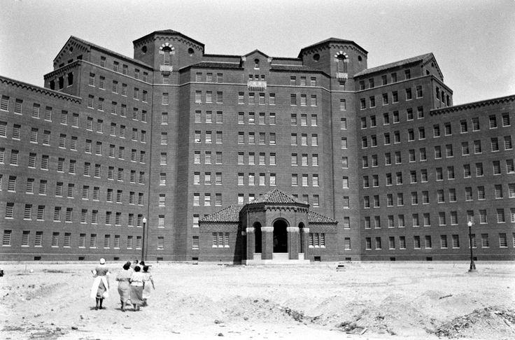 Photo essay of Pilgrim State Hospital, Brentwood, NY, 1938