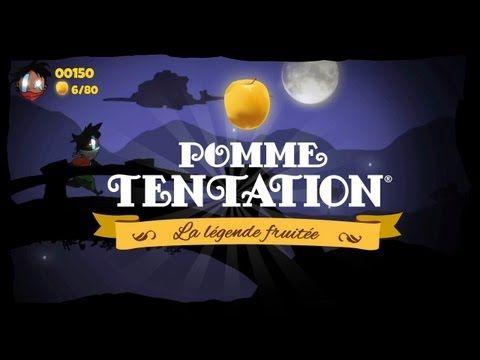 """""""La légende fruitée"""" est un jeu en HTML 5 conçue et réfléchie par l'agence Square Partners. Ce jeu a pour but de pour promouvoir la marque """"Pomme Tentation"""" sur une opération évènementielle et de faire gagner multiple cadeaux... wwww.pomme-tentation.com"""