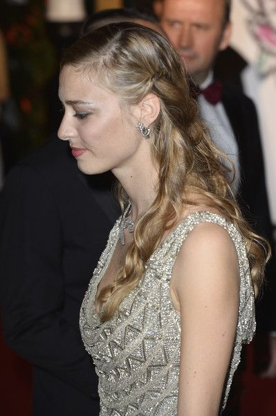 Beatrice Borromeo attends the Rose Ball 2015 in aid of the Princess Grace Foundation at Sporting Monte-Carlo on March 28, 2015 in Monte-Carlo, Monaco.