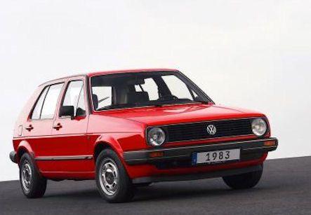 Youngtimer im Fokus: VW Golf 2 -GL