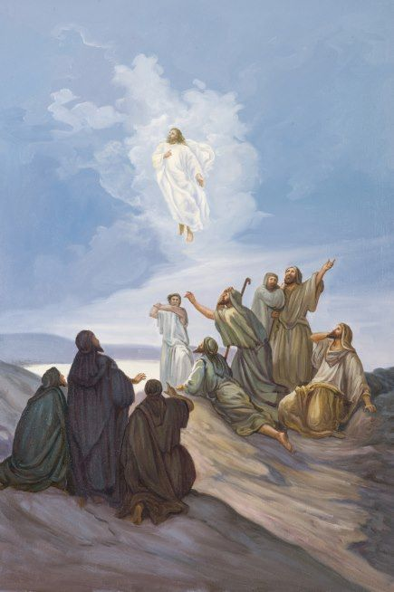 ascension of jesus essay 2017-6-16 10 connections between jesus and the  yet it can be easy to overlook this prominent theme in the life of jesus,  just before his ascension, jesus.