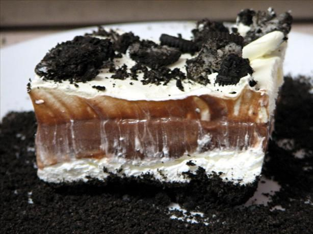 Recipes:Oreo Cookie Dessert