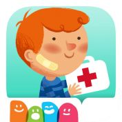 Red Cross by DADA: ένα παιχνίδι για την πρόληψη και την αντιμετώπιση ατυχημάτων.