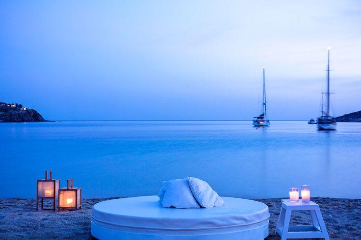 #mykonos ammos hotel #small #botique #luxury #hotel