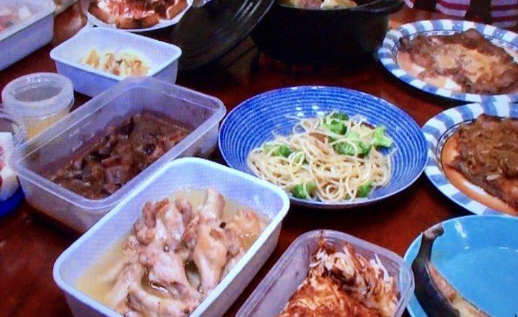志麻さんの花田家で3時間で19品絶品レシピ レシピ 絶品レシピ