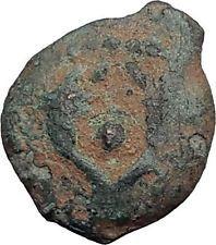 Jewish King ALEXANDER JANNAEUS Ancient Jerusalem WIDOWs MITE Bible Coin i62583 http://lukebadcoe.blogspot.com/2017/07/jewish-king-alexander-jannaeus-ancient_23.html