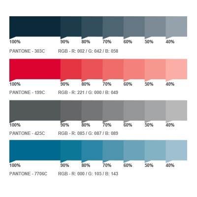 Omlati Branding colors