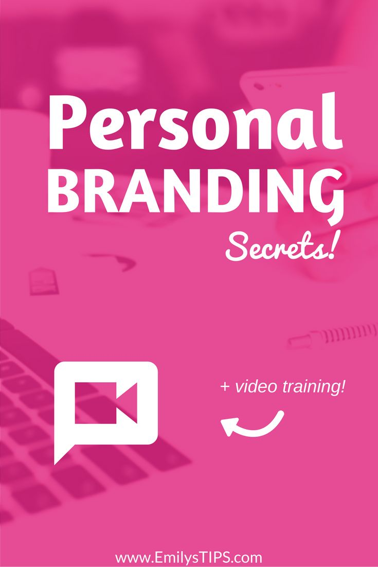[FREE TRAINING] Personal Branding Secrets - Personal branding: Create your own authentic personal brand. Learn how to stand out in the marketplace and attract your ideal audience.
