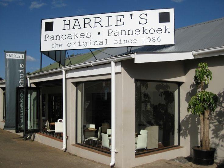 Harrie's Pancakes - Graskop  Worth the visit.