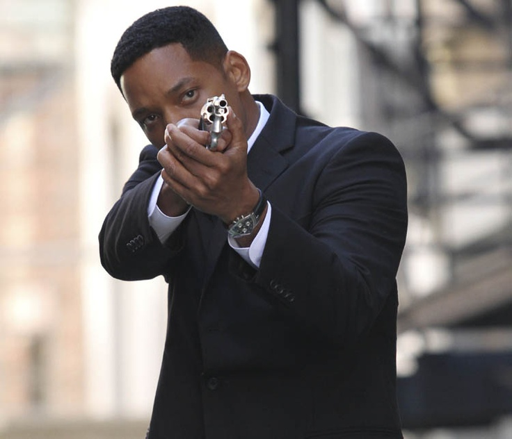 Will Smith-Homens de Preto