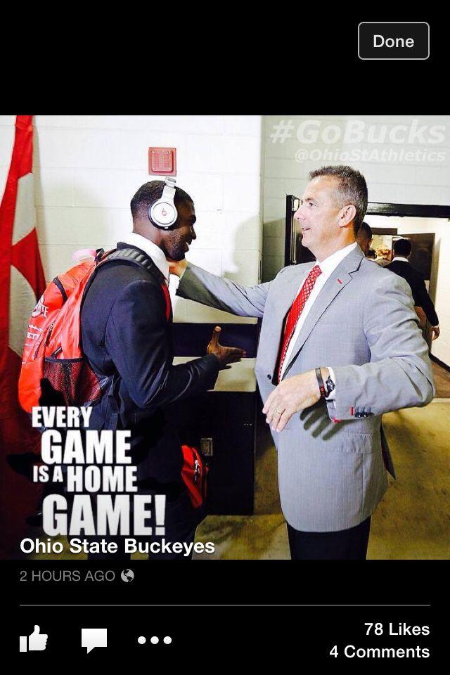 Buckeye Game Day. August 30 2014