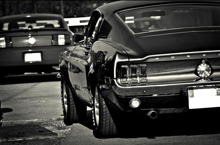 1969 Ford Mustang V8 #CarFlash