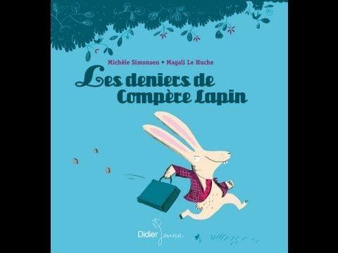 Les deniers de Compère Lapin, lu par Michèle Moreau
