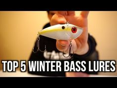 5 BEST BASS FISHING LURES FOR WINTER! - Bass Fishing Strike