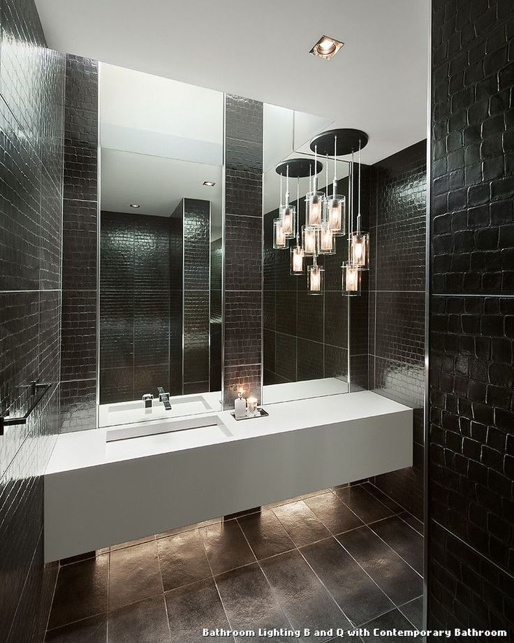 bathroom lighting b and q