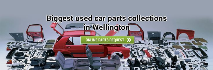 If you are looking for the quality Used Car Parts in Wellington then meet the home of huge auto spare inventory at Kiwi Auto Wreckers and get the auto part of your own choice. Either you can visit our salvage yards or we can find the right part on your request. Book the auto spare by just calling us at 0800 800 721 or fill up the form on our website.