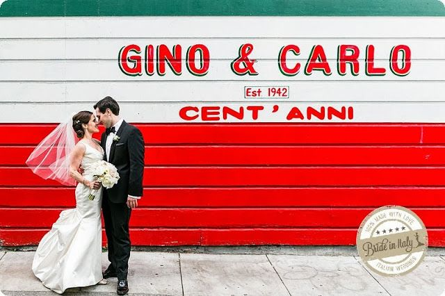 Bride in Italy: Real Wedding | Italian Americans in SF - Chantel Giongco Photography